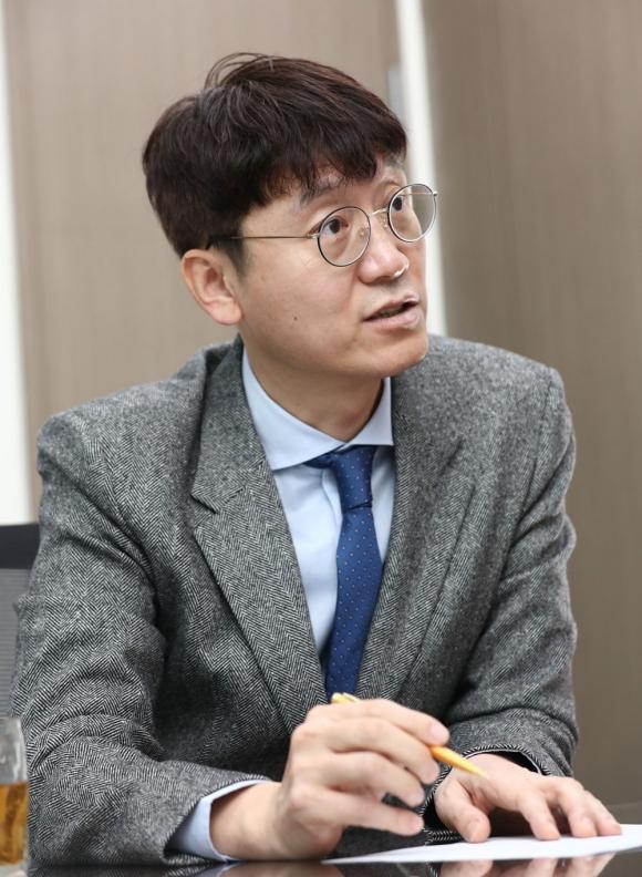 김웅 前 대검 형사정책단장ⓒ시사저널 박은숙